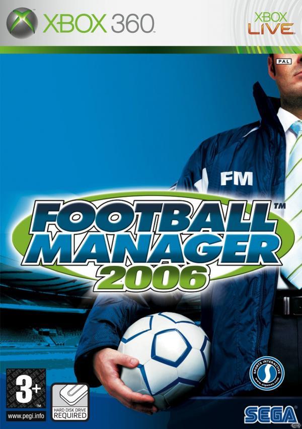 Football Manager til XBox 360